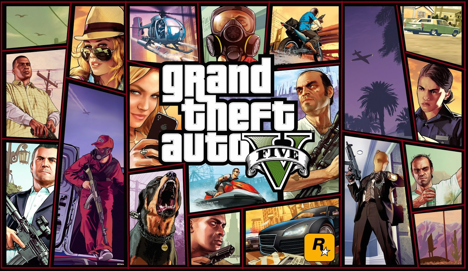 gta 5 pc game free download compressed