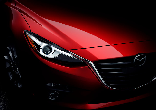 Introducing the 2014 Mazda3 [UPDATE with Pricing and EPA Fuel Economy]