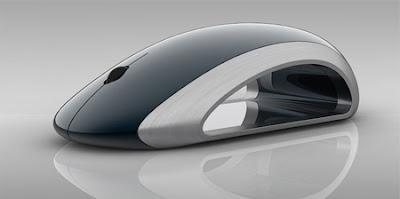 Zero Computer Mouse