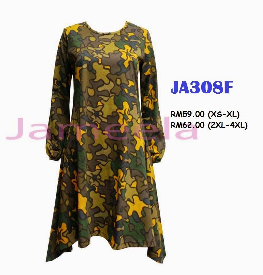T-shirt-Muslimah-Jameela-JA308F