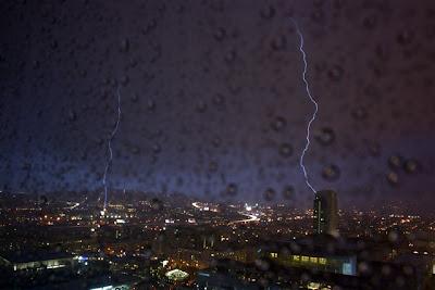 lightning storm san francisco