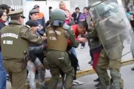 Carta a Alcalde Pedro Sabat P. para cese de violencia