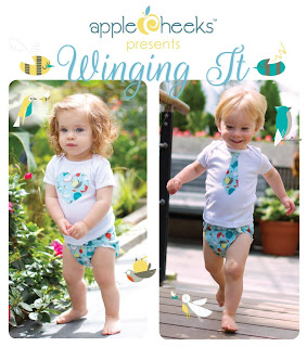 AppleCheeks Winging It T-Shirt