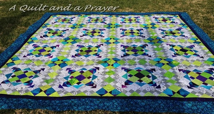 A Quilt and A Prayer