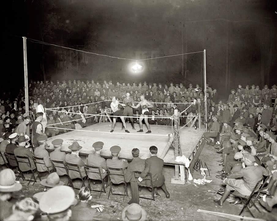 Boxeo 1920