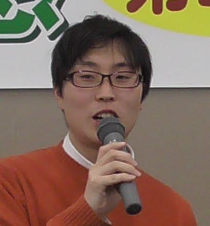 総会発言 新田祐也さん(民青都委員会)