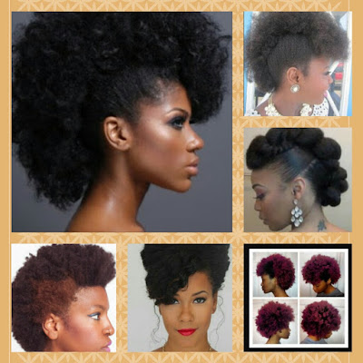MORDERN DAY AFROS