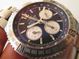 SOLD BREITLING CHRONOGRAPH - CHRONOMETER - AUTOMATIC