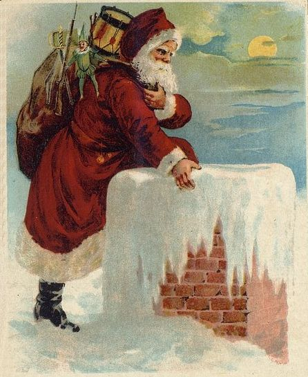 Grace Elliot - blog.: Christmas Stockings - a History.