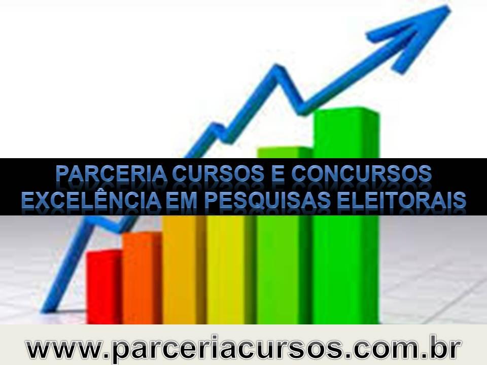 PARCERIA CURSOS E CONCURSOS
