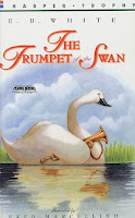 bookcover of TRUMPET OF THE SWAN  by E.B. White