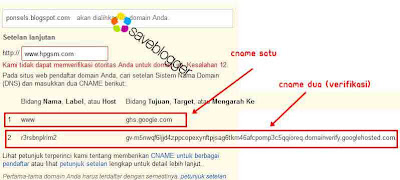 Cara Baru Custom Domain Blogger