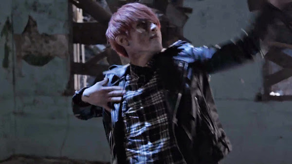 SPEED Zombie Party Sungmin