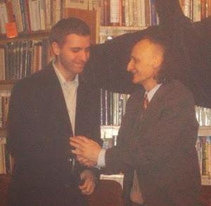 Dan Verejanu și Grigore Vieru