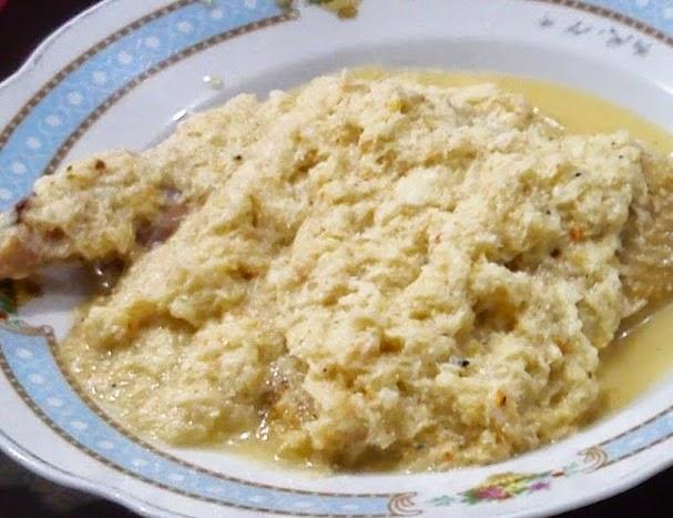 Kuliner Pecel Pitik khas Banyuwangi