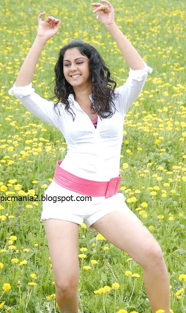 telugu actress Kamana Jethmalani in a Sexy Dress exposing Hot Boobs Cleavage