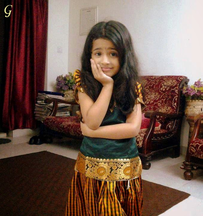 Cute Girls Indian Traditional Girls Pictures