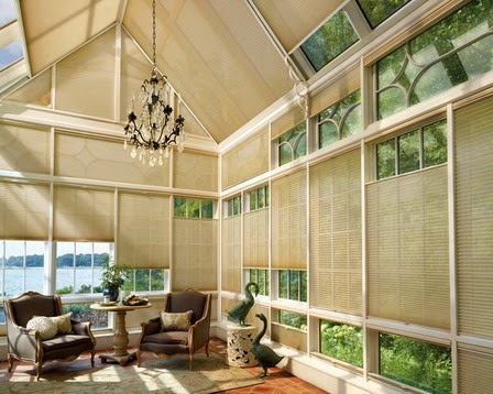 Window Treatments for Living Room