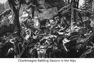 Charlemagne Saxon Campaigns | RM.