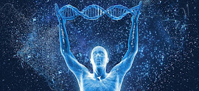 Mehrdimensionale DNA-Aktivierung ~ Meg Benedicte ~ 14. April 2018