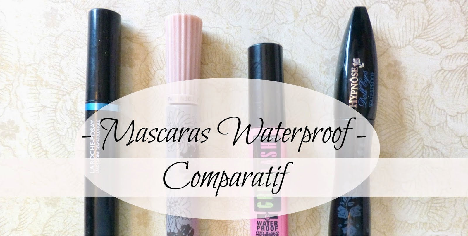 Farandole de Mascaras Waterproof - Test Comparatif