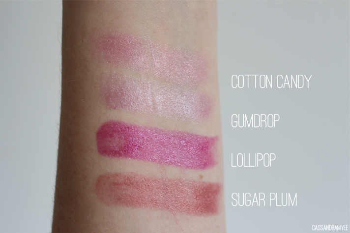 REVLON // Colorburst Lip Butters Review + Swatches - cassandramyee