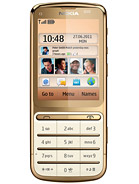 Mobile Phone Price Of Nokia C3-01 Gold Edition