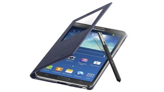 Samsung finally introduced its Galaxy Note 3 in India