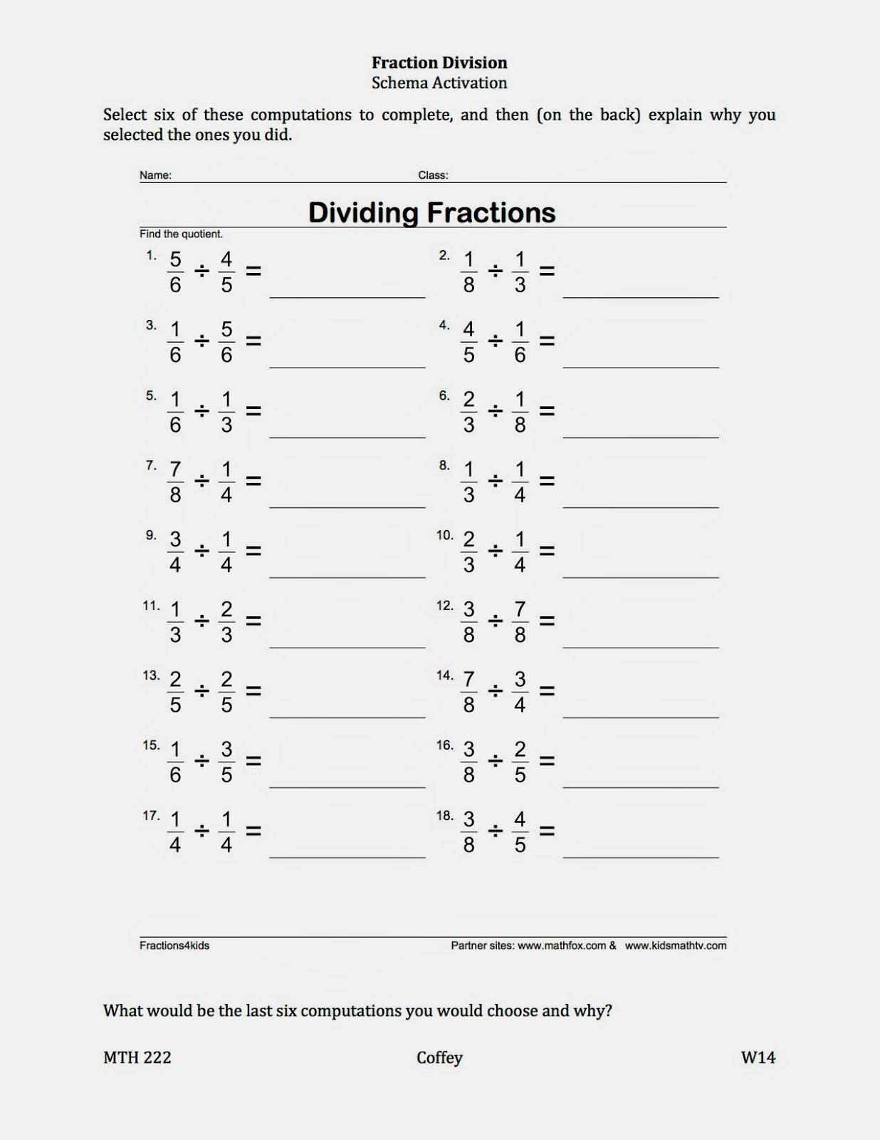Delta Scape: Do you have a boring worksheet that you want to make ...