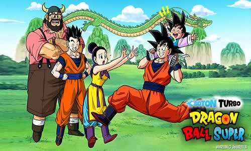 Ver Dragon Ball Super capítulos completos Anime