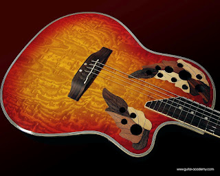 guitarras electroacusticas Ovation wallpaper