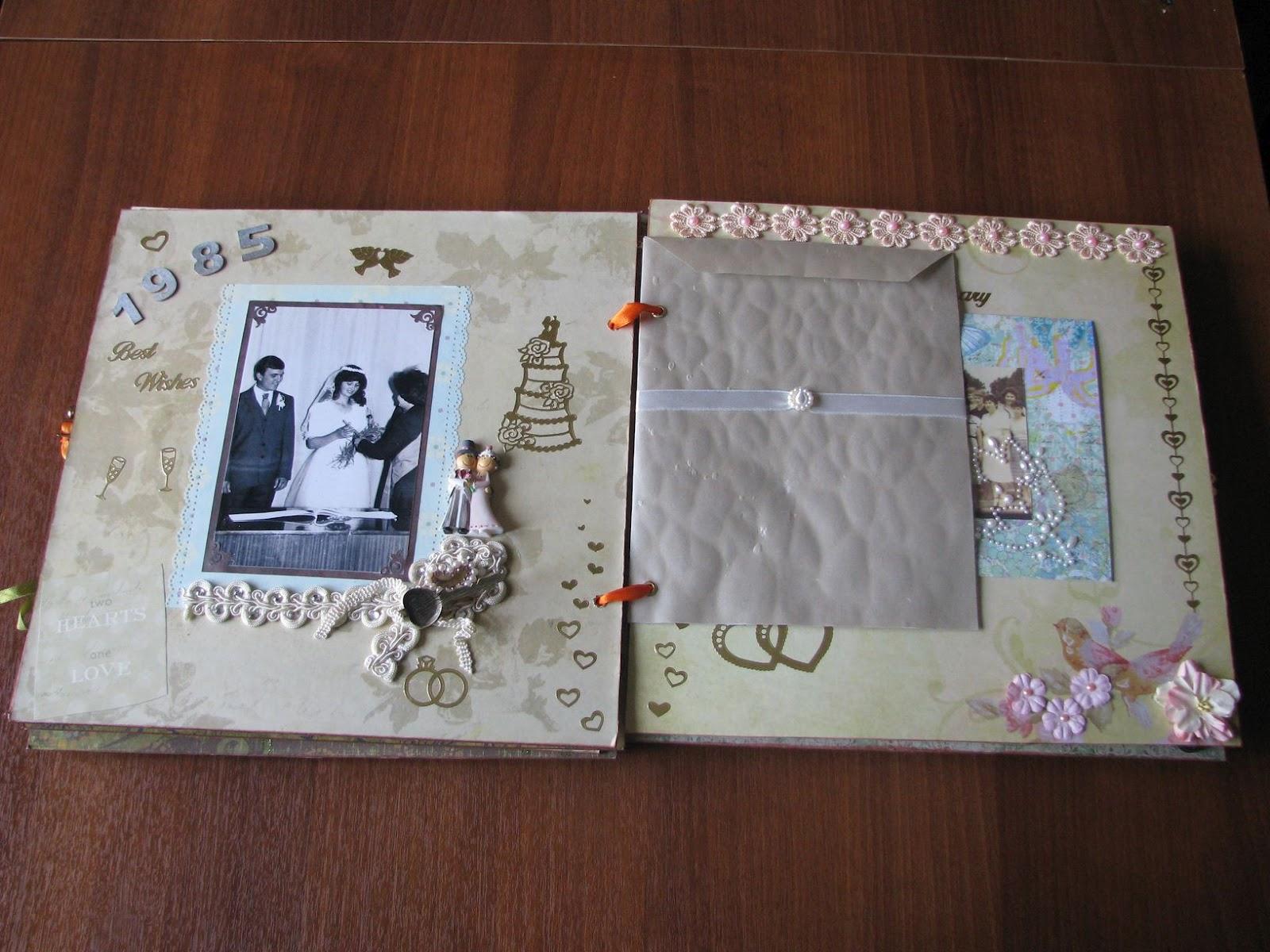 Детский альбом своими руками фото пошагово