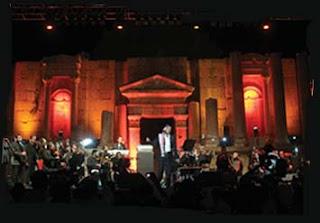 Festival de Jerash - Un imprescindible del verano en Jordania