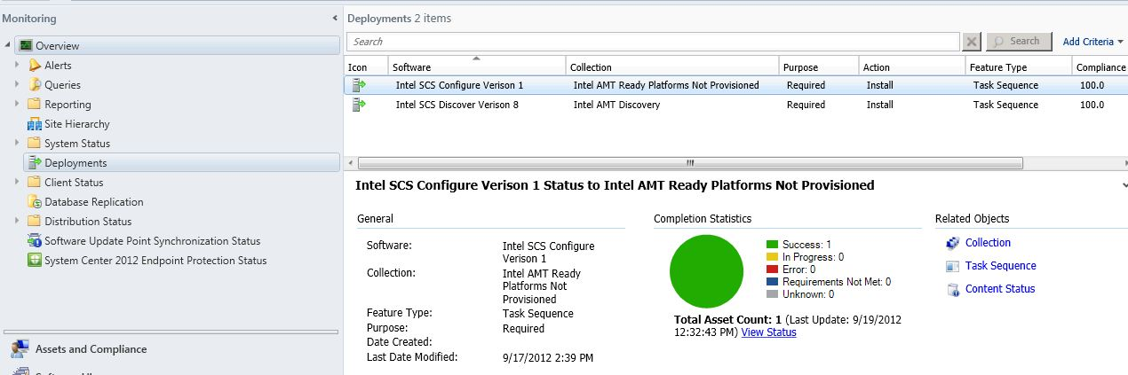 amt task 4 Intel active management technology pc alarm clock lance atencio, sr application engineer (3pds) feature of intel amt can be used to pass task information to an agent the 3pds provides persistent storage for use with intel amt solutions.