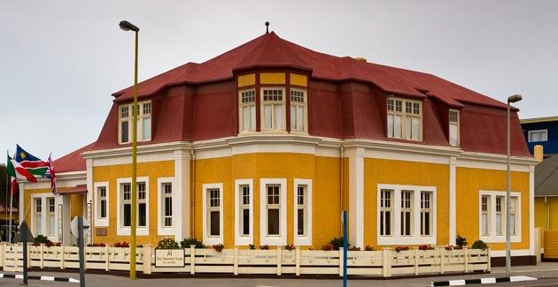 Villa Margherita Swakopmund