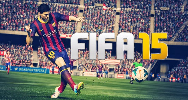 FIFA 2015 Game Free Download For Windows