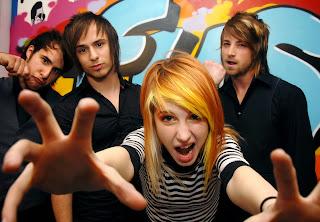 Chord Paramore