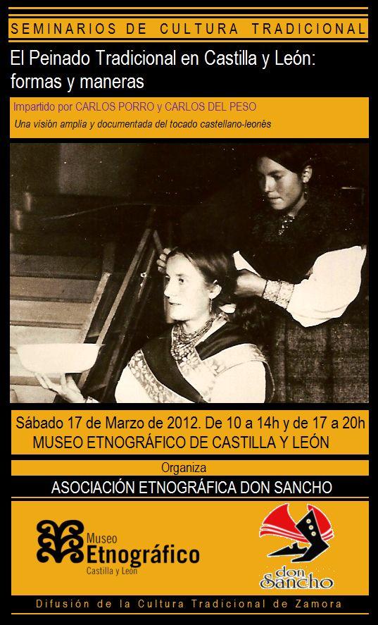 DON SANCHO. Difusión de la Cultura Tradicional de Zamora ... - photo#11