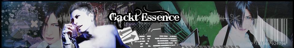 Gackt Essence
