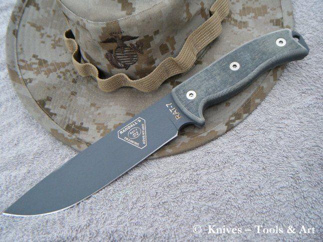 Ontario Rat Knives Ontario Rat-7 d2