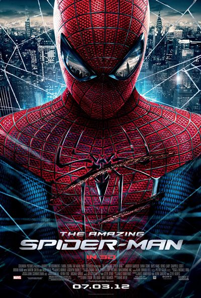 The Amazing Spider Man DVDRip Español Latino Descargar 2012