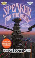 bookcover of SPEAKER FOR THE DEAD  by Orson Scott Card