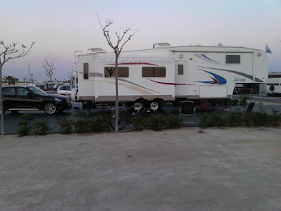 5th wheels for sale Costa Blanca
