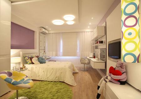 Dicas da karem tipos de quartos feminino e masculino - Color arena para paredes ...