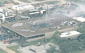 La Porte Tx Breaking News Of Laporte Texas Gas Plant Explosion Fire