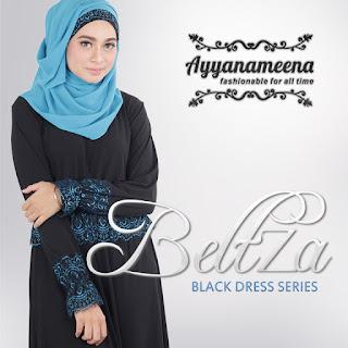 Ayyanameena Beltza Blue