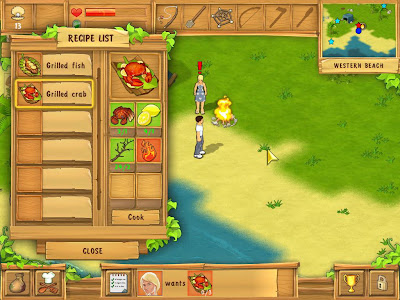 island castaway 2 game free  full version