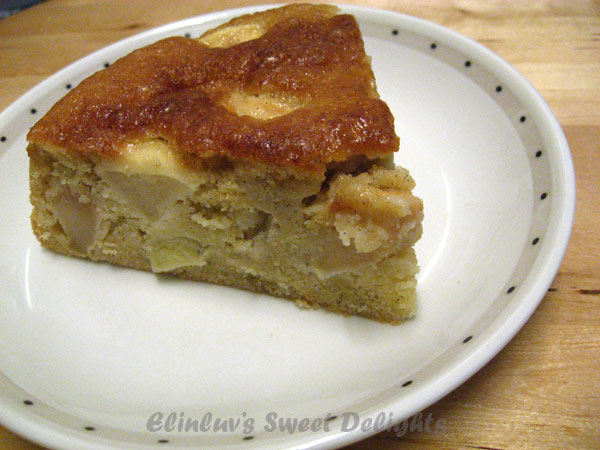 ... french apple cake moist and yet fluffy soft a great french apple cake