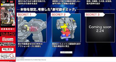 Real Grade Strike Gundam Secrets