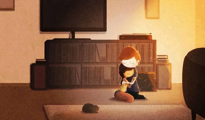 true love cartoons 10